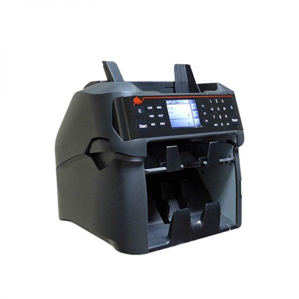 دستگاه تشخیص ارز MA مدل NC-7100-چاپ سریال-سورتر-جستجوی سریال-تست دلار-تست ارز